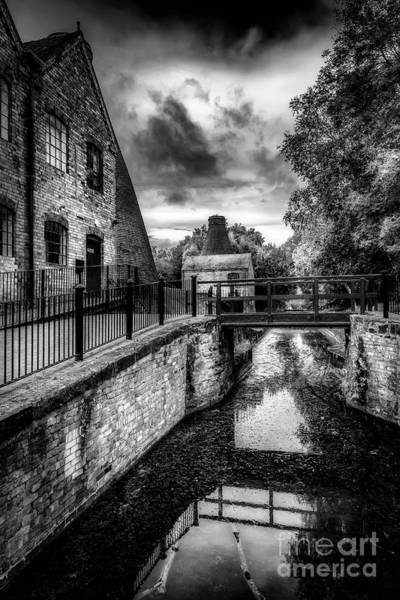 Wall Art - Photograph - China Works Coalport  by Adrian Evans