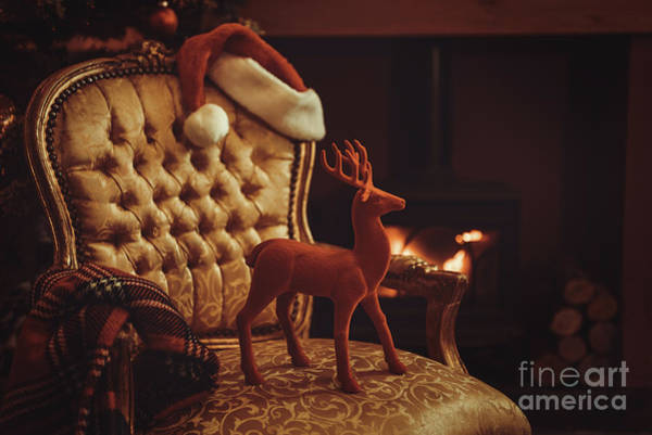 Wall Art - Photograph - Christmas Eve by Amanda Elwell