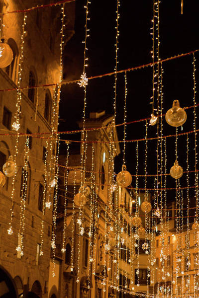 Wall Art - Photograph - Christmas In Florence by Iris Richardson