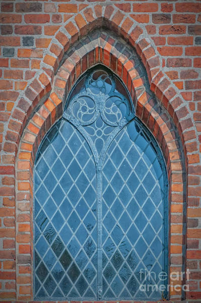 Wall Art - Photograph - Church Window Background by Antony McAulay