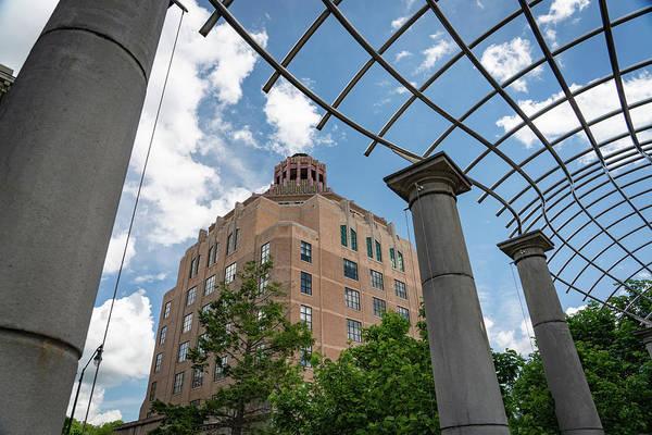 Photograph - City Hall View by Joye Ardyn Durham