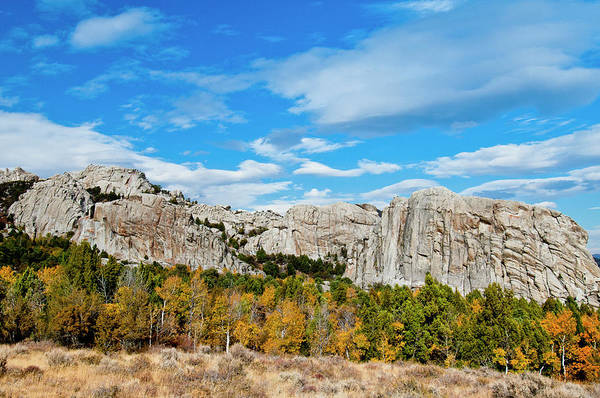 Wall Art - Photograph - City Of Rocks, Idaho by William Mullins