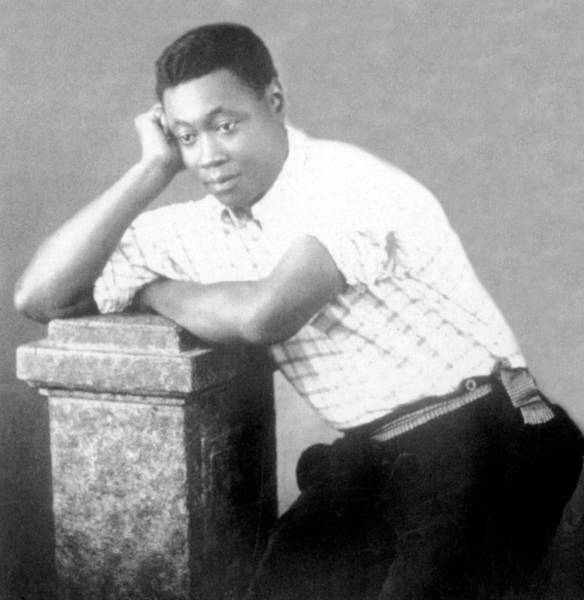 Wall Art - Photograph - Claude Mckay, Jamaican-american Author by Science Source