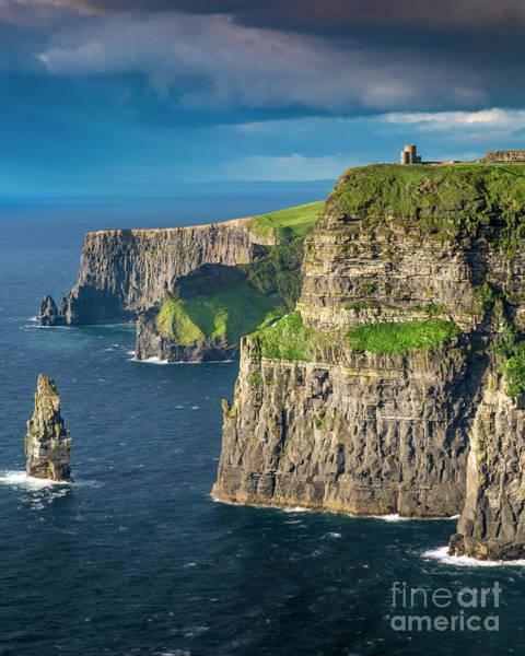 Photograph - Cliffs Of Moher by Brian Jannsen