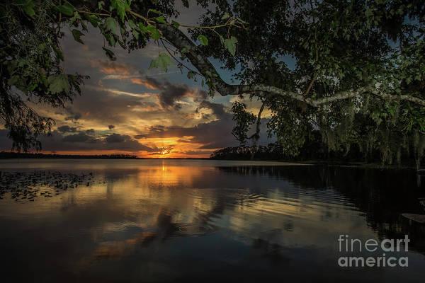 Wall Art - Photograph - Cloud Reflections  by Rick Mann