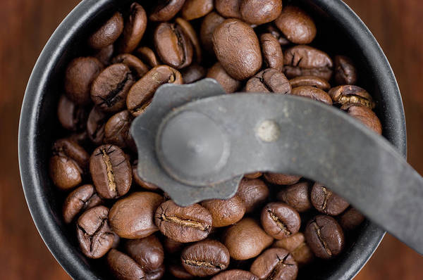 Coffee Photograph - Coffee Beans by Daitozen