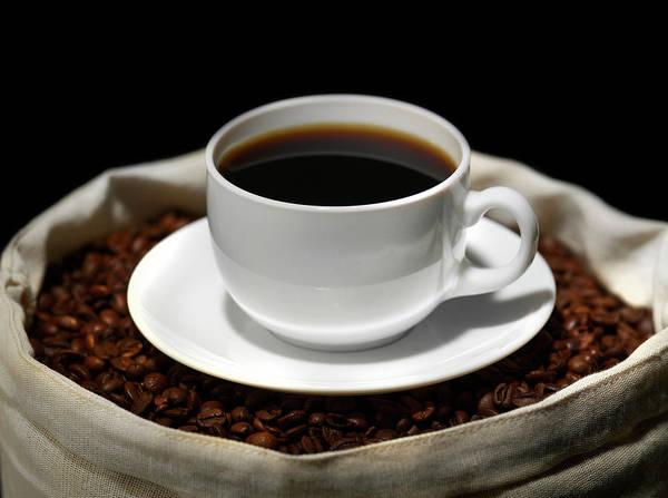 Mug Photograph - Coffee Cup by Flyfloor