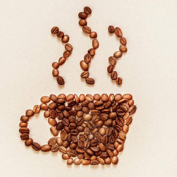 Break Up Photograph - Coffee Symbol by Da-kuk