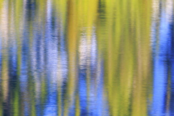 Wall Art - Photograph - Colorful Abstract Impressions Of Water by Brent Bergherm
