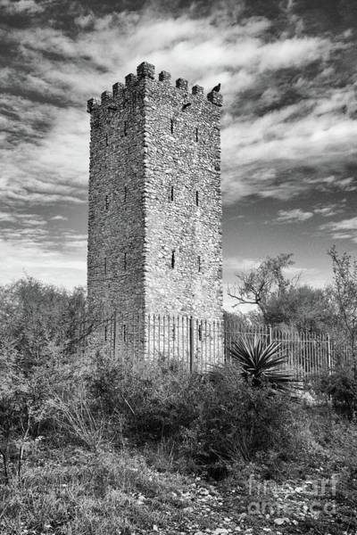 Wall Art - Photograph - Comanche Park Tower by Gary Richards