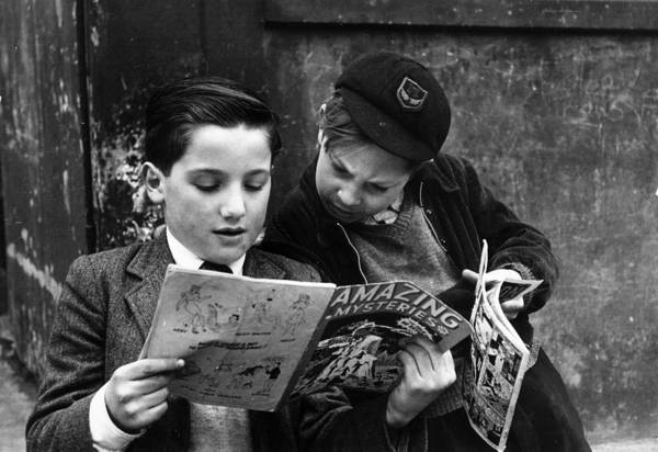 Comic Book Photograph - Coo by Thurston Hopkins