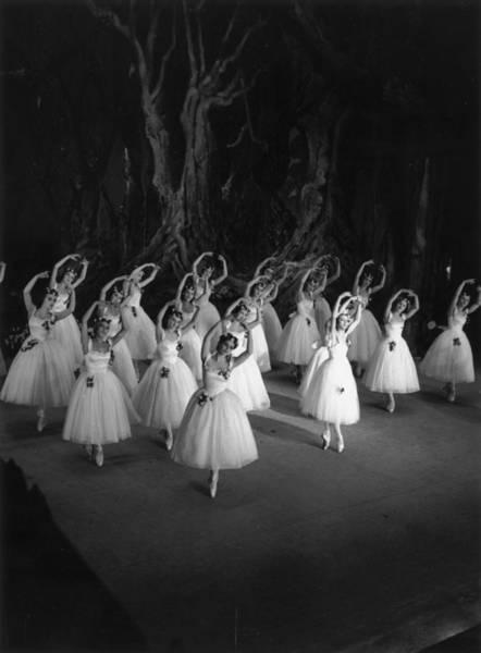 Photograph - Corps De Ballet by Baron