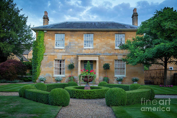 Photograph - Cotswolds Home by Brian Jannsen