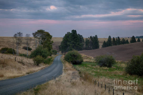 Wall Art - Photograph - Country Road by Idaho Scenic Images Linda Lantzy