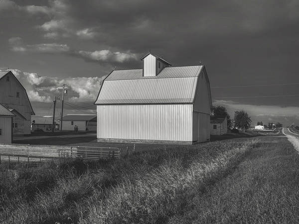 Wall Art - Photograph - Country Road Scenics - Iowa by Mountain Dreams