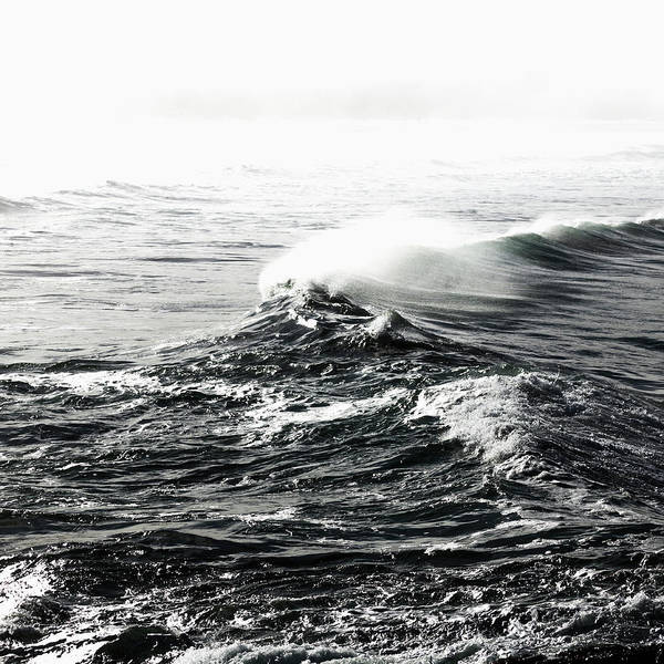 Vancouver Island Photograph - Crashing Waves by Steven Errico
