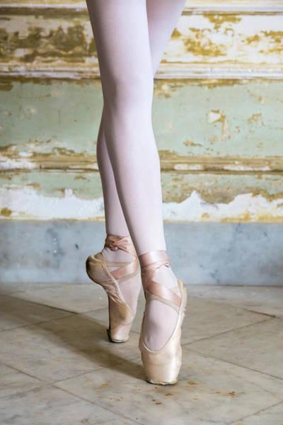 Wall Art - Photograph - Cuba, Havana Ballet Position by Jaynes Gallery