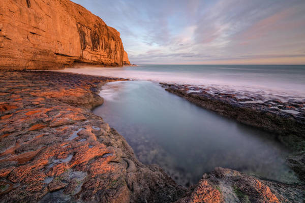 Wall Art - Photograph - Dancing Ledge - England by Joana Kruse