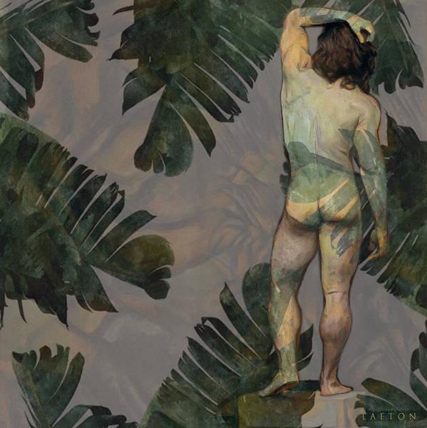 Digital Art - David by Richard Laeton