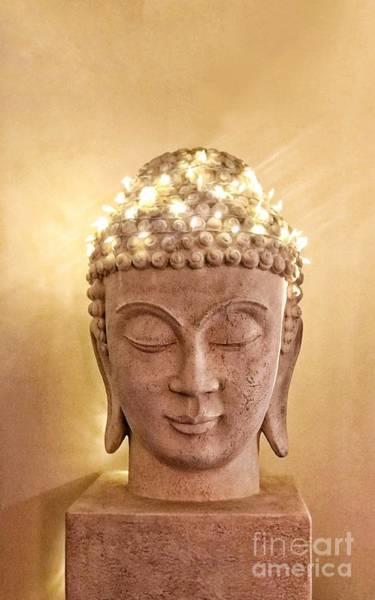 Photograph - Dawn Buddha by LeeAnn Kendall