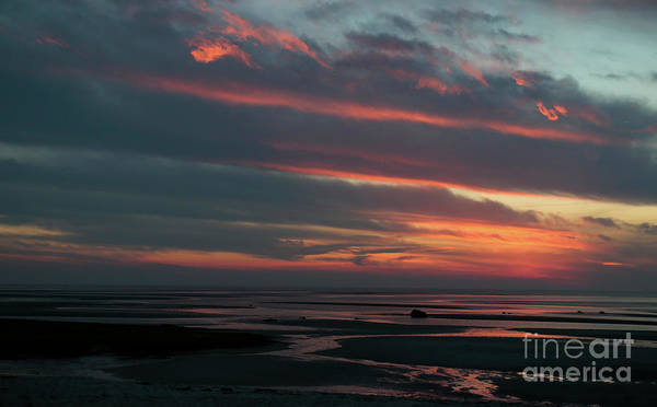 Low Battery Photograph - Days End by Sharon Mayhak