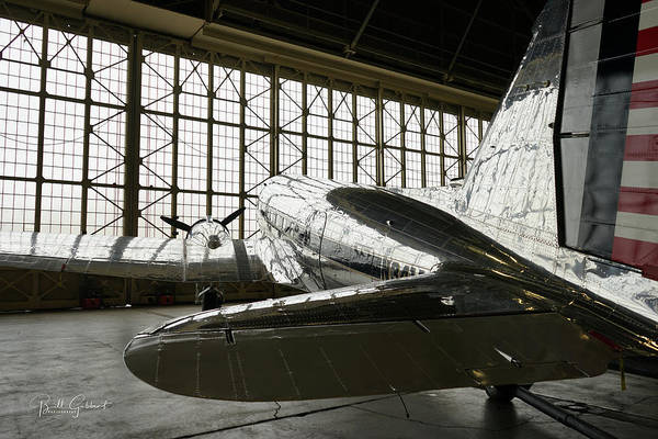 Photograph - Dc-3 by Bill Gabbert