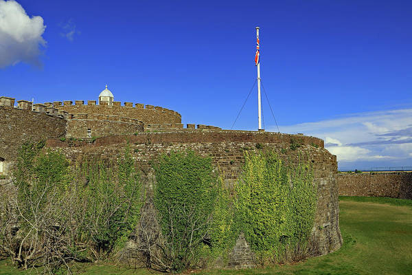 Photograph - Deal Castle by Tony Murtagh