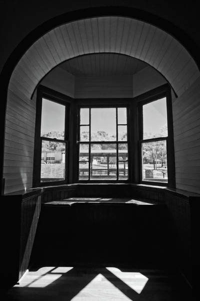 Photograph - Depot Agent's View by George Taylor