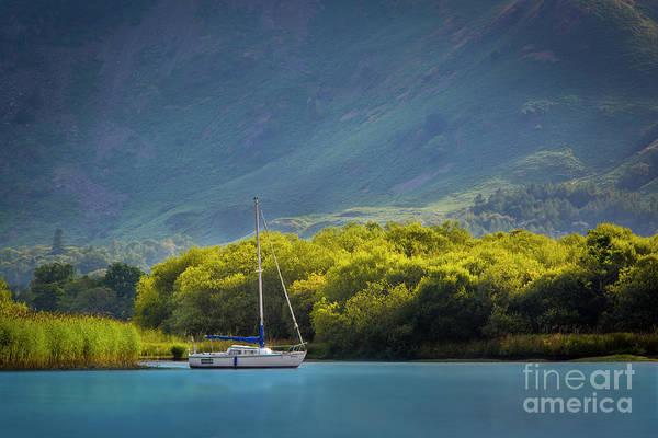 Photograph - Derwentwater Boat by Brian Jannsen