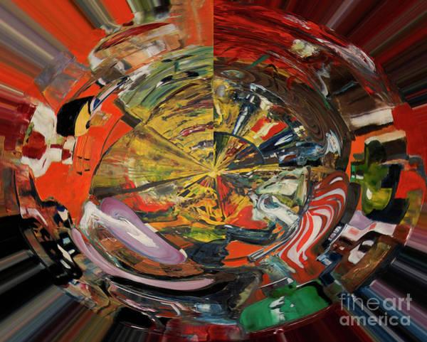 Digital Art - Digital Mind That Hot Tea by James Lavott
