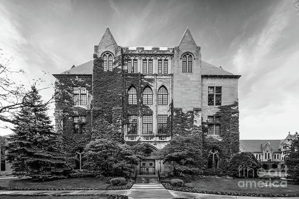 Photograph - Dominican University Lewis Memorial Hall by University Icons