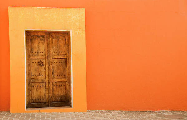 Photograph - Doorway by Livingimages