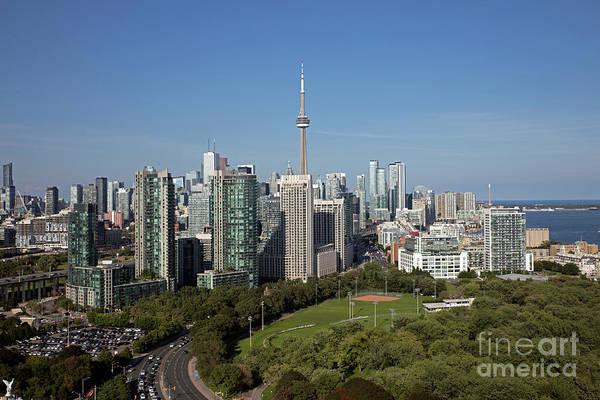 Wall Art - Photograph - Downtown Toronto, Ontario by Bill Cobb