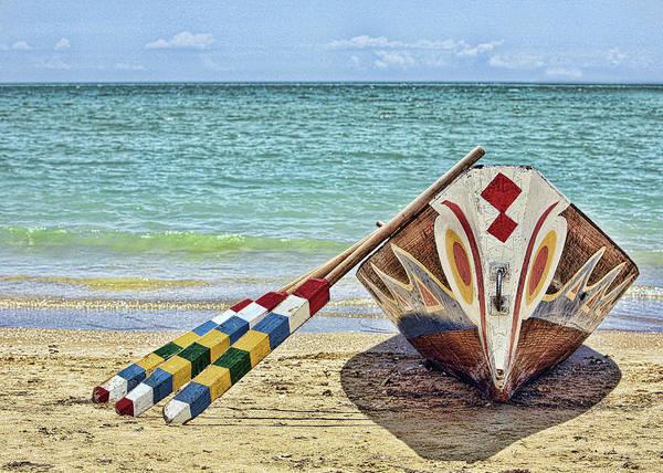 Dragon Boats Wall Art - Photograph - Dragon Boat by Karen Walzer