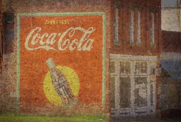 Soda Pop Mixed Media - Drink Coca Cola by Tim Leimkuhler