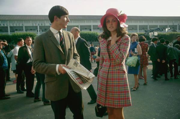 Photograph - Dublin Horse Show by Slim Aarons