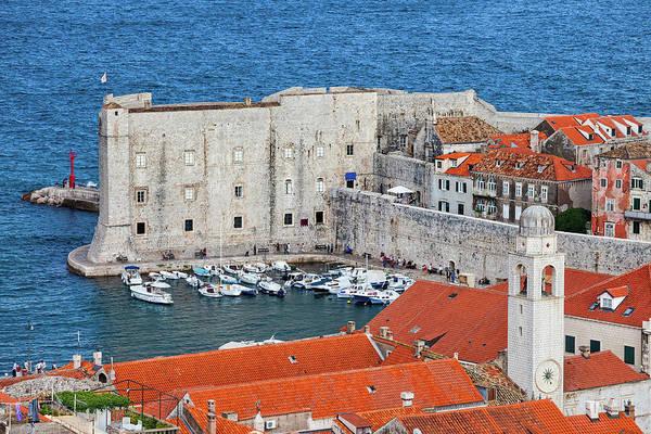 Wall Art - Photograph - Dubrovnik Old Town In Croatia by Artur Bogacki
