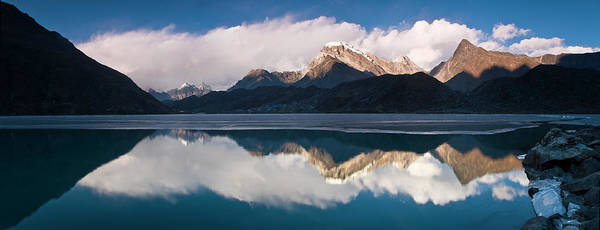 Nepal Wall Art - Photograph - Dudh Pokhari Lake, Gokyo, Solu Khumbu by Ben Pipe Photography
