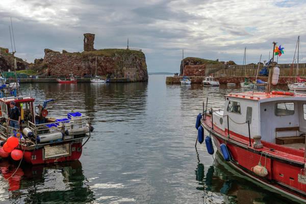 Wall Art - Photograph - Dunbar - Scotland by Joana Kruse
