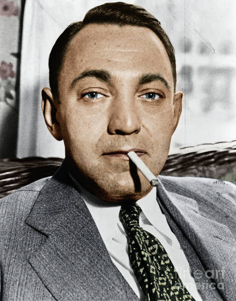 Photograph - Dutch Schultz by Granger