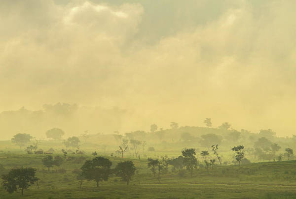 Nigeria Wall Art - Photograph - Early Morning by Irene Becker Photography