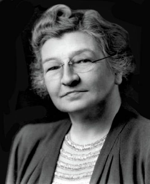 Wall Art - Photograph - Edith Clarke, American Electrical by Science Source