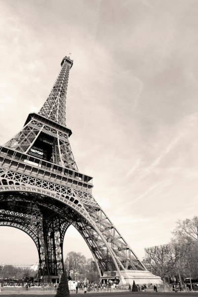 Photograph - Eiffel Tower by Mmac72