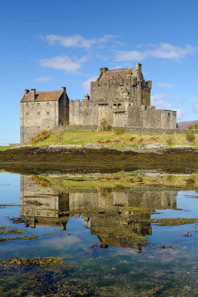 Wall Art - Photograph - Eilean Donan Castle, Loch Duich by Chris Hepburn