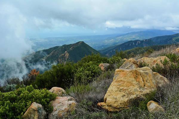 Photograph - El Camino Cielo  by Kyle Hanson