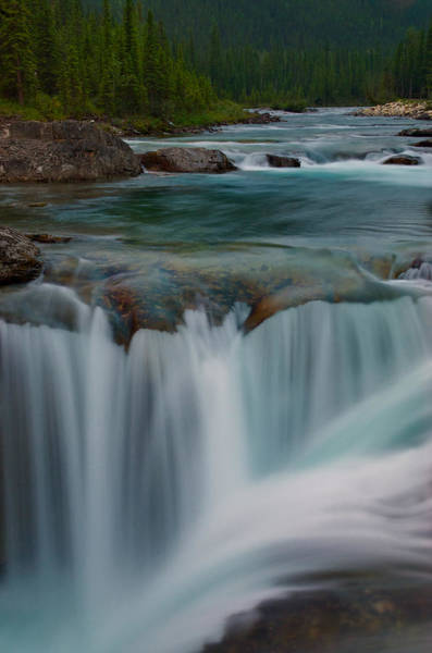 Wall Art - Photograph - Elbow Falls by James Steinberg