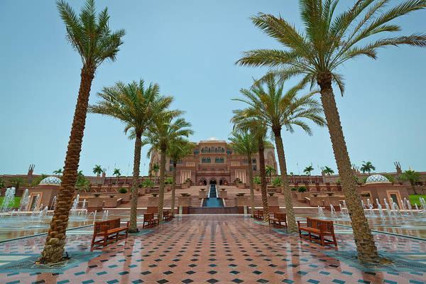 Luxury Hotel Photograph - Emirates Palace Abu Dhabi by 35007