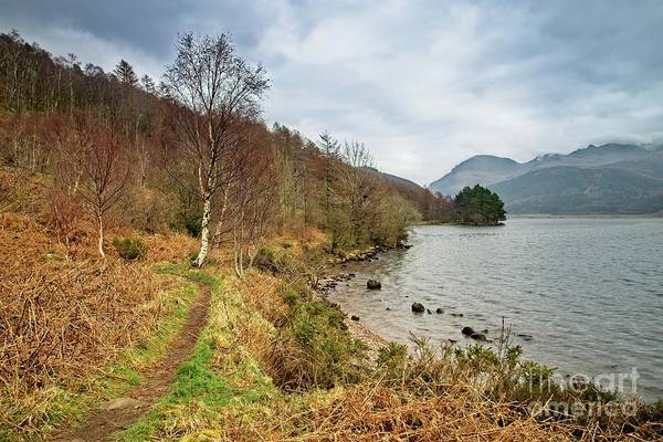 Photograph - Ennerdale Water, English Lake District by Martyn Arnold