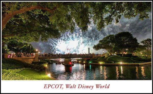 Photograph - Epcot, Walt Disney World by A Gurmankin