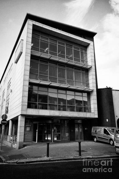 Wall Art - Photograph - Ervia Bord Gais Energy Irish Water Building On Foley Street Dublin Republic Of Ireland Europe by Joe Fox